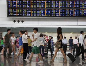 Asia-Pacific Leads Global Business Travel Spending