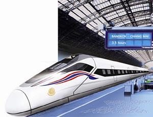 China-Thailand High-Speed Rail Project Back On Track