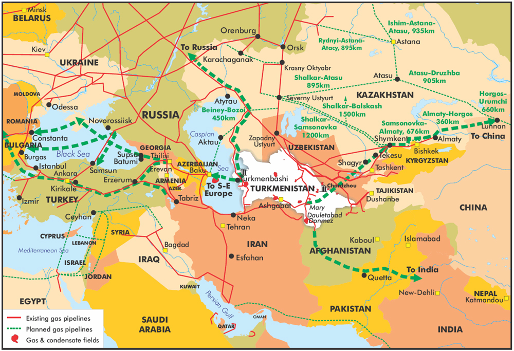 an analysis of the china central asia A blog sharing research and analysis from oxford's department of politics   china entered central asia's energy markets in 1997, when china.