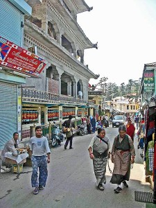McLeod Ganj in Dharamsala by John Hill/Creative Commons License