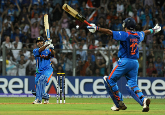 Leadership Lessons From Indian Cricket - Investment News and ...